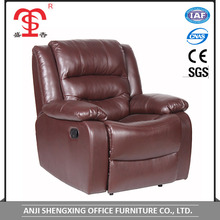 CE Modern italy style lazy boy leather recliner sofa