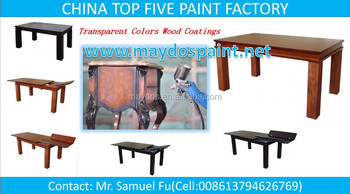 CHINA TOP 5 PAINT-Maydos 0utdoor Use Yellowing Resistance Wood Varnish