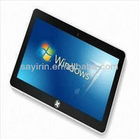 10.2 inch Microft's windows 7 tablet