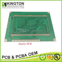 Professional display board pcb make in Shenzhen, pcb circuit board for ultrasonic humidifier