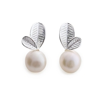 MSYO brand sweet and lovely pearl earring Europe and America fashion tassel earrings jewelry