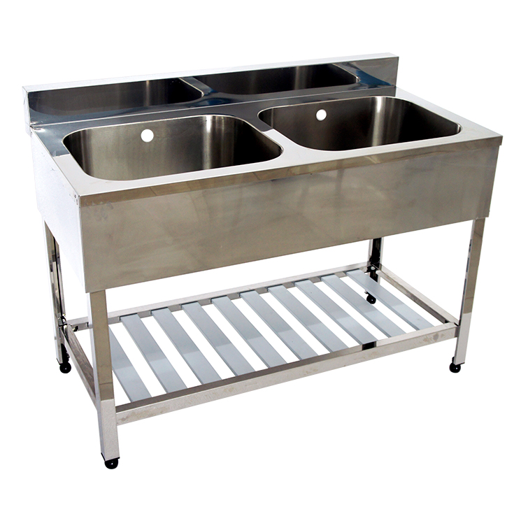 tbs2 096 stainless steel kitchen 2 basin sink japanese