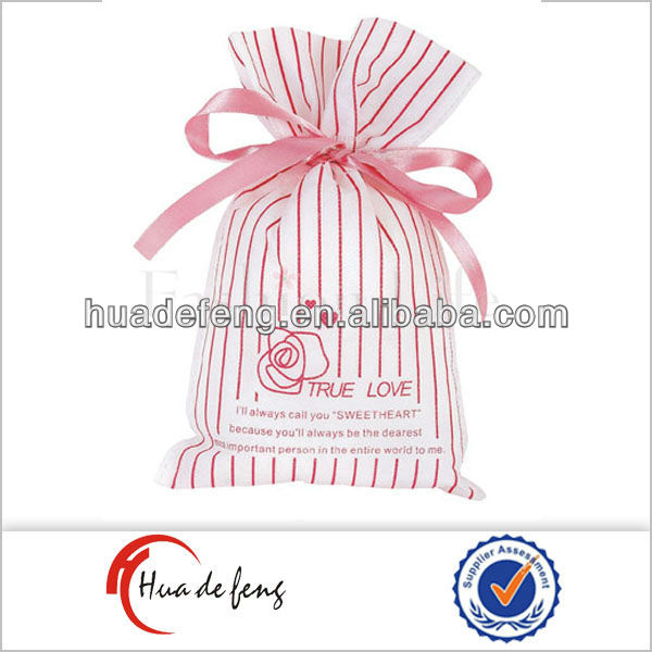 Designer drawstring gift bag in egypt