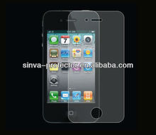 factory price manufacturer for lcd screen protector for iphone 4
