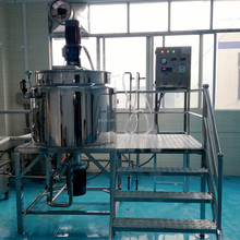 Liquid production line, detergent soap macking machine