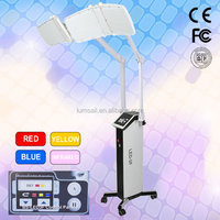 led light 3 color photon led skin rejuvenation