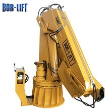 Hot Sale Knuckle Boom Offshore Crane for Boat