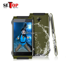 4.7 Inch Android 6.0 Mobile Phone HOMTOM HT20 Waterproof Quad Core 4G LTE Cell Phone