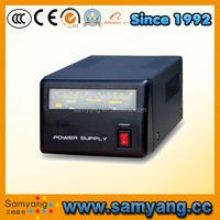 Switch mode 13.8V 20A power supply dc single output for base station