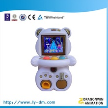 popular indoor playground mini kids electronic indoor play free car games online