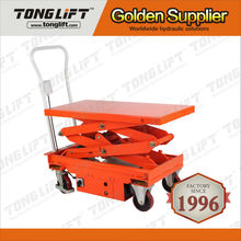 Widely Used Guaranteed Quality Electric Motorcycle Lift Table