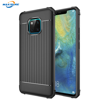 Maxshine Smart Tpu Mobile Phone Cover Case Shockproof For Huawei Mate 20 Pro ,Phone Cases For Huawei Mate 20 Pro