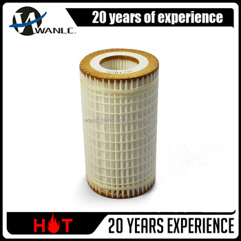 High quality oil filter HU718/5 for auto cars