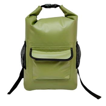 Custom design brand name waterproof backpack dry bag backpack for travelling