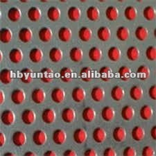 perforated metal wire mesh fence