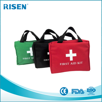 Car Kitchen School Camping Hiking Travel First Aid Kit Wholesale First Aid Kit/Small First Aid Kit/Travel First Aid Kit