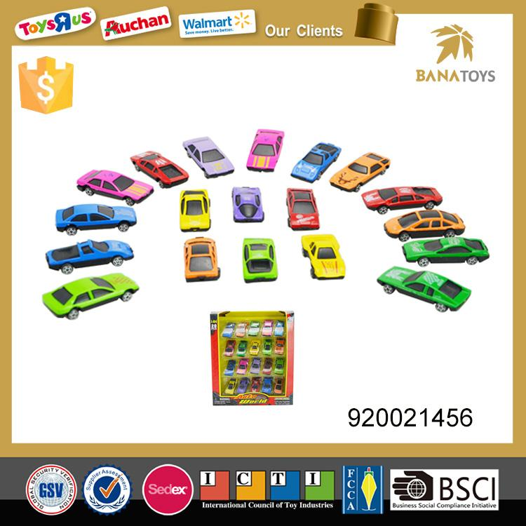20pcs 1:64 scale mini auto car