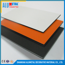 New design pvdf aluminium composite panels/outdoor use wall cladding/marble finish with low price