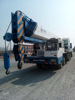 Used Crane In Dubai , 55 Ton Used Boom Crane GT550E in Cheap Price