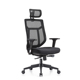 High quality adjustable net back fabric seat office chair