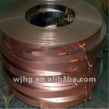 High Precision oxygen free T2 Copper Foil