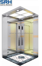 Light curtain protected Passenger Elevator(GRPS20)