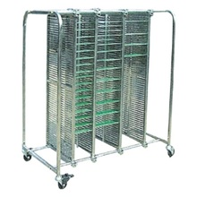 PCB storage carts industrial use esd circulation trolly cart
