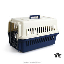 2016 durable plastic flight pet carrier /dog crate FC-1002