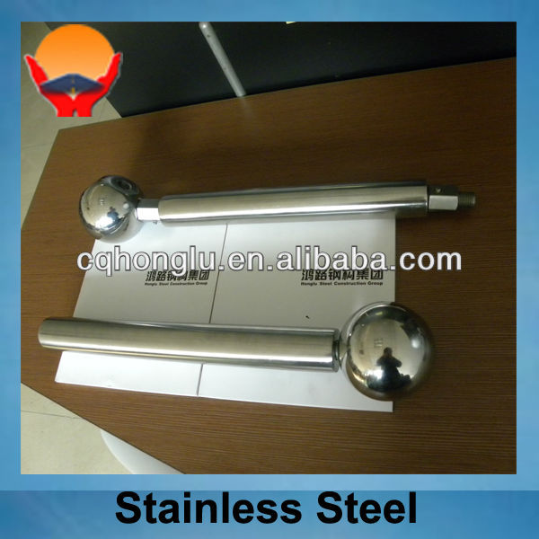 Steel Space Building Materials Bolt-Ball Joints