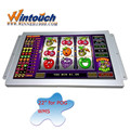 "Pot of Gold game board /WMS game 22"" LCD game monitor with 3M touch screen with bezel"