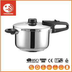 Multi Function Kitchen Appliance High Quality Cheap Aluminum Alloy Pressure Cooker Ceramic Cookware & Parts