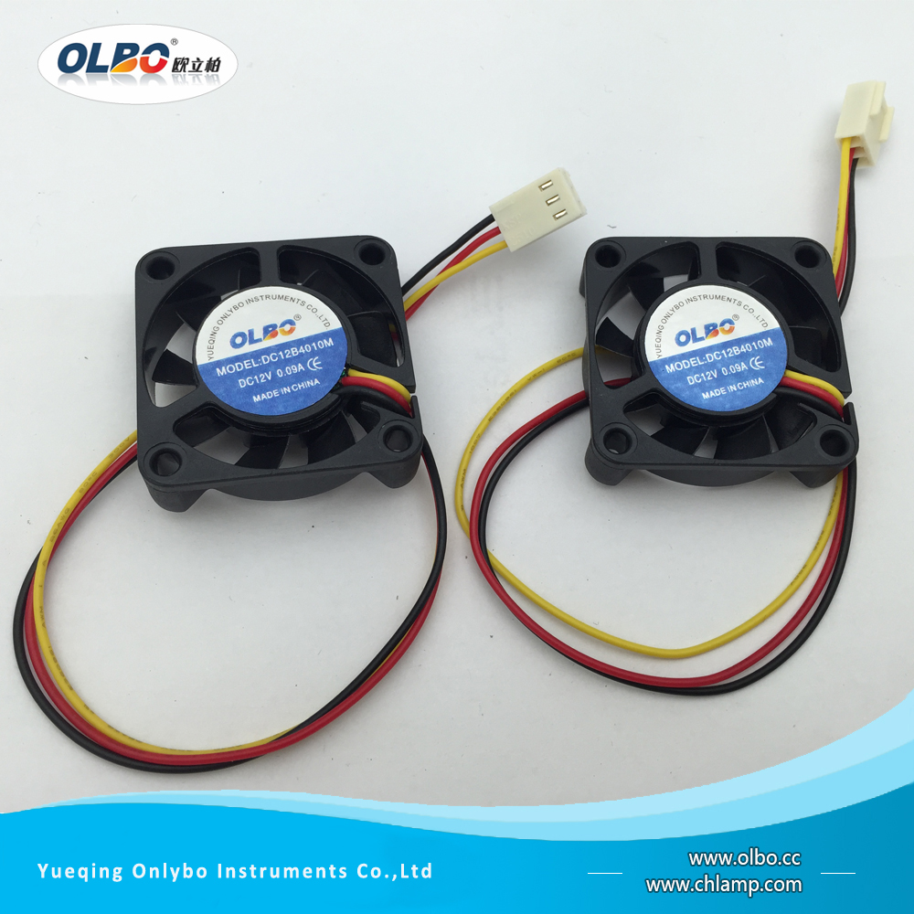 Brushless Fan 40x40 4010S 5V 12V 24V DC Mini Cooling Fan with High Speed