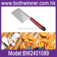 waves cutter ,H0T261 vegetable cutting knives for sale