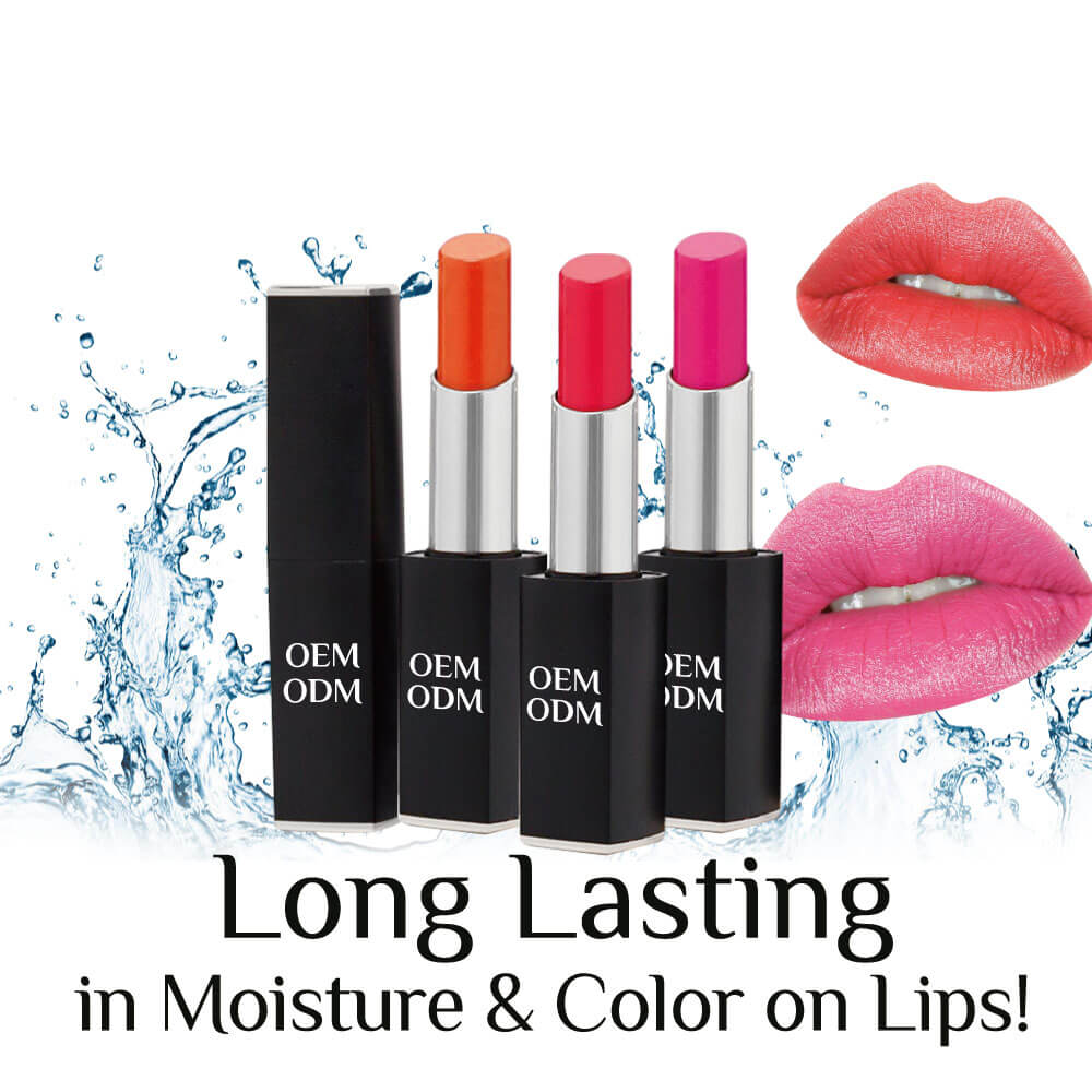 no logo no label better than korean cosmetics waterproof matte lipstick