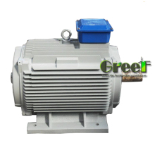 500kW 150rpm wind turbine generator price , low rpm permanent magnet alternator