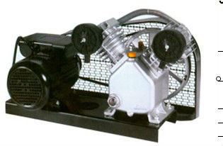 Belt Driven Piston Air Compressor