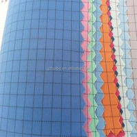 High Quality 5mm Grid Conductive Fiber Fabric / ESD Polyester Fabric / ESD Fabric for Antistatic Clothing