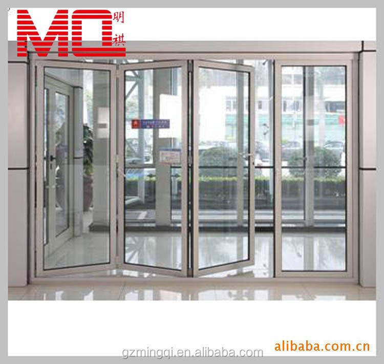 Outward Opening Aluminum Exterior Accordion Doors Buy Exterior