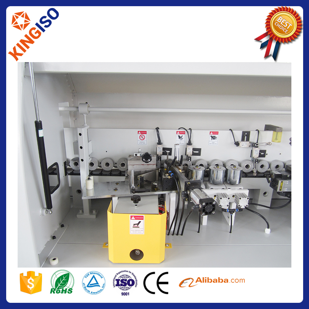 Wood Based Panels Machinery Mfz507 Automatic Edge Banding ...