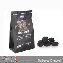 Instant Light BBQ Charcoal Briquette 2kg, Birch Wood Charcoal