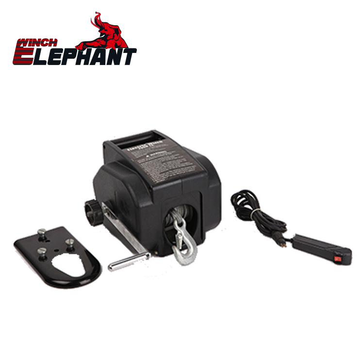 High Quality Good Feedback electric winch for boat anchor