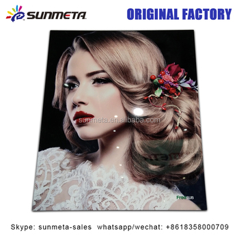 New High Definition 5052 series Sublimation Aluminum sheet and Photo Panel for sale