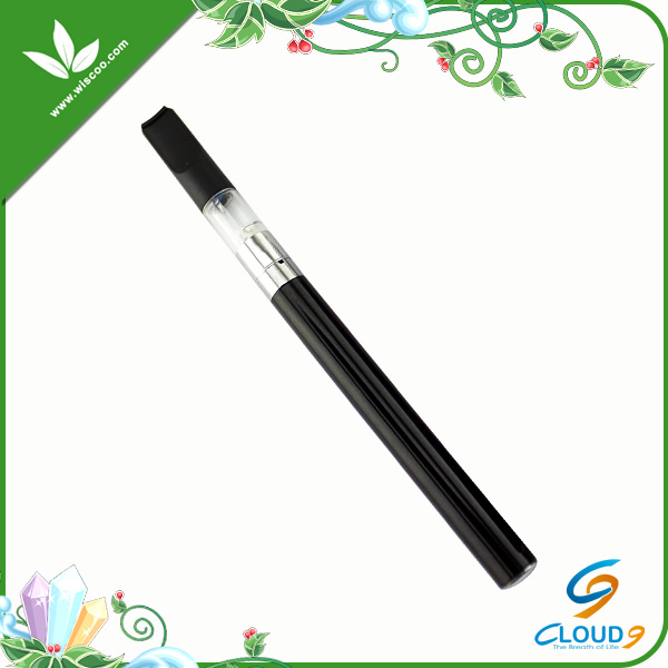 Hottest Slim E Cigarettes cbd oil glass atomizer CO2 Oil Cartridge 510 thread glass atomizer