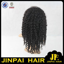 JP Virgin Hair 2015 Unprocessed Cheap High Quality Ladies Short Curly Wigs