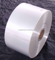 good tensile strength cheap price thickness 0.015 to 0.03mm food grade quality popular using for package POF stretch film