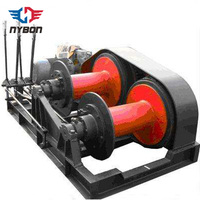 Dual Drum Rope Windlass for Pulling or Lifting from Chinese Factory