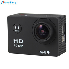 Bestselling HD sport dv 1080p manual remote control wide angle action record camera