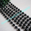 Cool 10mm Black Color Ball Bead