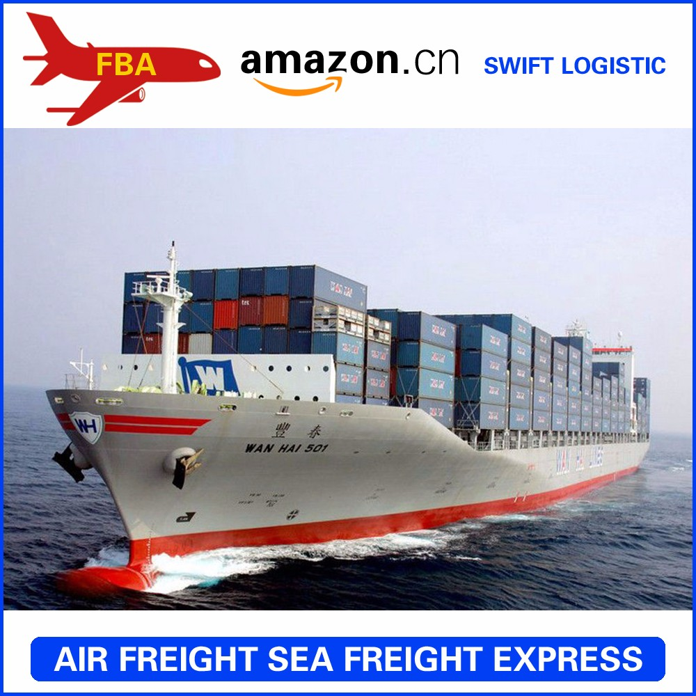 Shenzhen fba amazon air ocean freight to Lithuania
