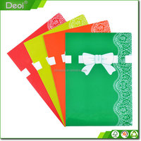 Factory sheet protector/A4 plastic file folder/ l shape folder custom print made in OEM factory